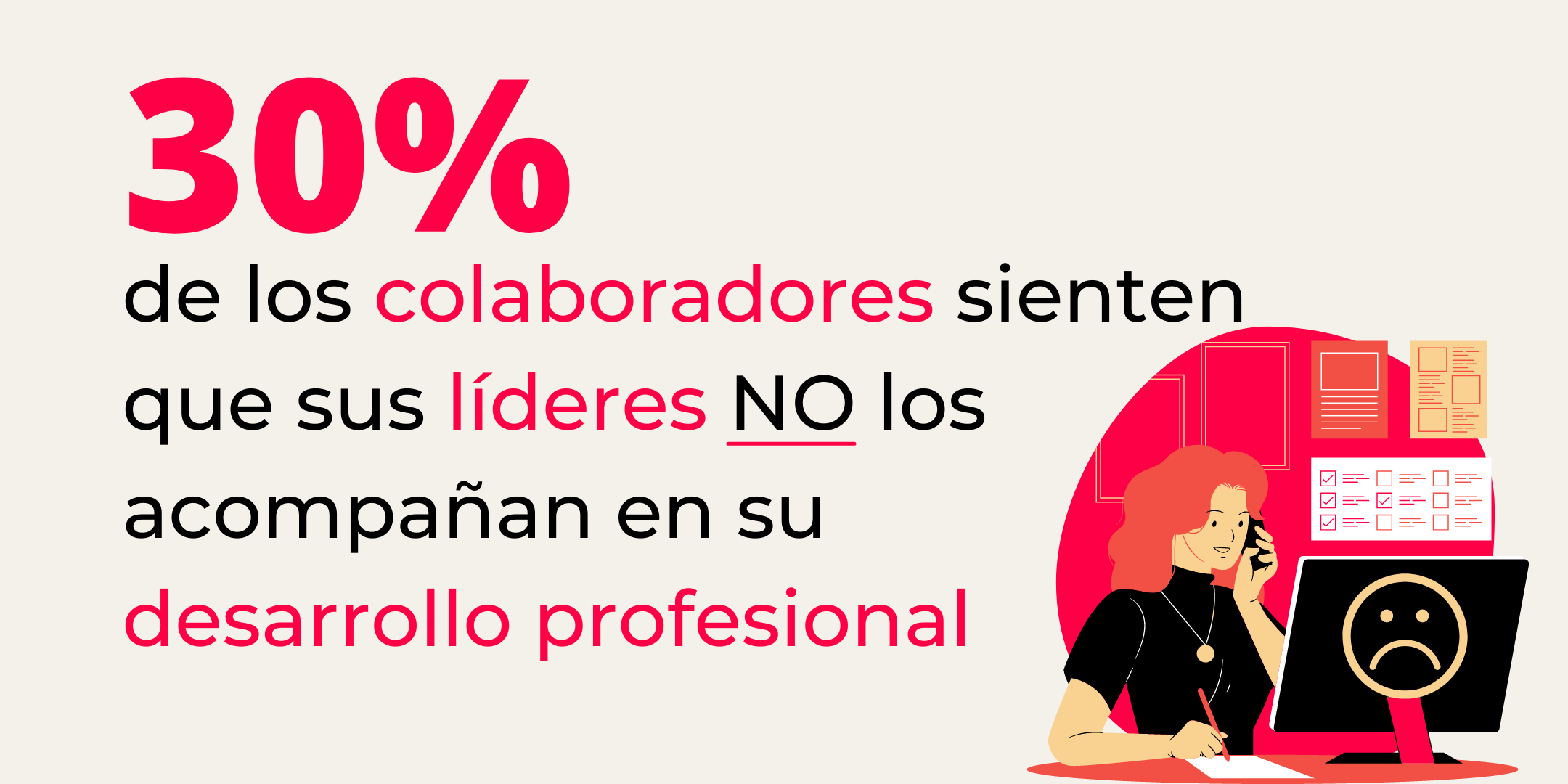 Desarrollo Profesional 30%