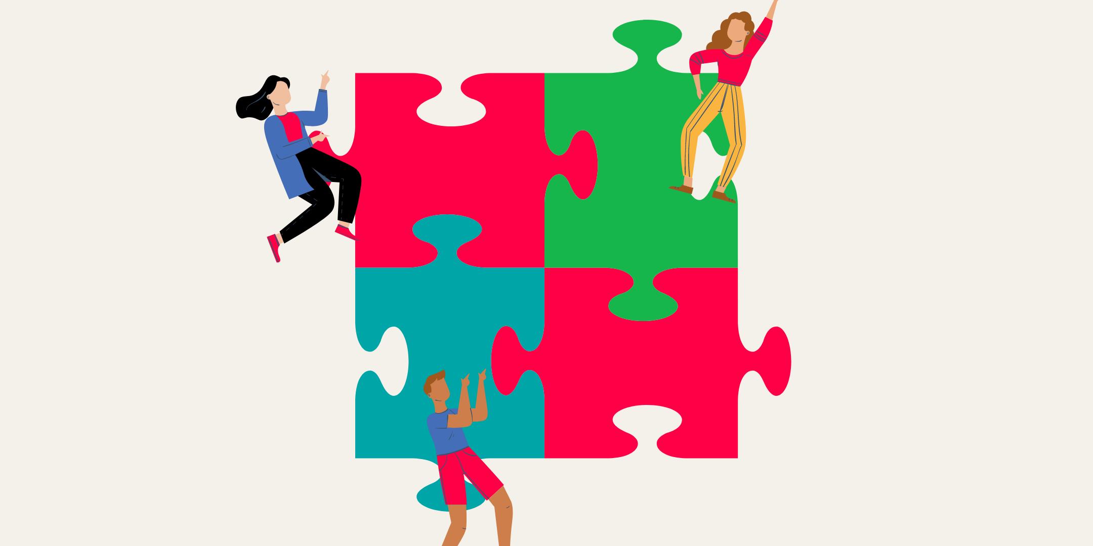 Puzzle - Blog Engagement